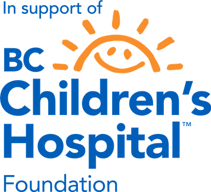 in support of bc children hospital fountation