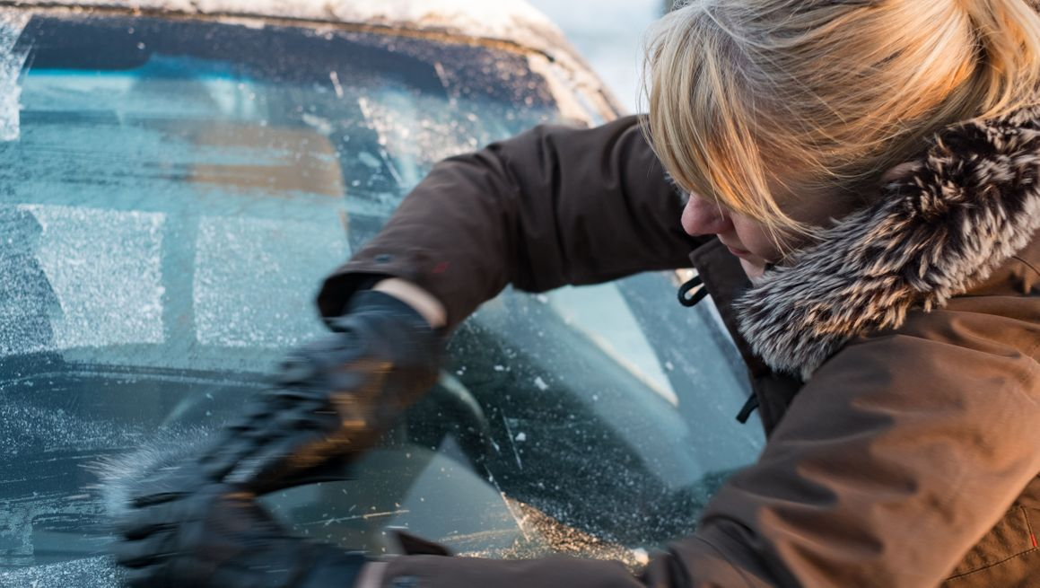 winter windshield replacement Edmonton